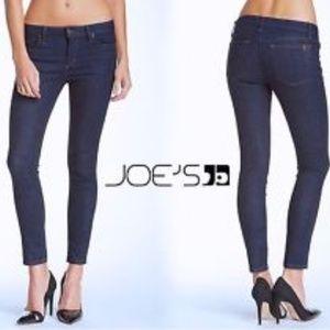 JOE'S Skinny Ankle Jeans Dark Wash 27